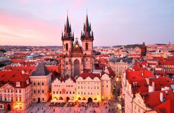 Pragë (me autobus), nisje me 7 dhe 28 Mars, 7 ditë, €239