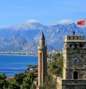 Antalya dhe Pamukkale, 27 Shtator, 6 Ditë, €549