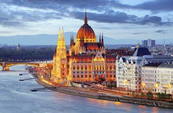 Budapest dhe Vjenë (me avion), 7 Mars, 4 ditë, €309