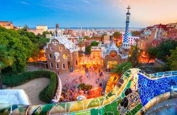 Kroçiere në Barcelone, 13 Prill, 6 Ditë €499