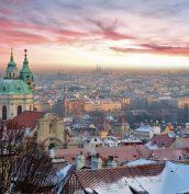 Pragë (me autobus), 24 Tetor, 7 ditë, €239