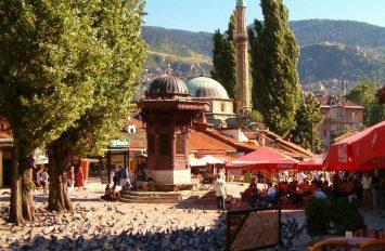 Sarajevë, nisje me 6 dhe 21 Mars, 3 ditë, €89