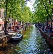 Amsterdam (me avion), nisje me 17 Maj dhe 21 Qershor, 4 Ditë, €429