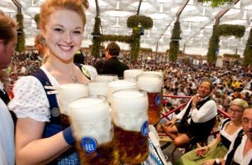 Festa e Birrës në Mynih, 29 Shtator, 4 Ditë, €429