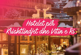 Hotele per Krishtlindje