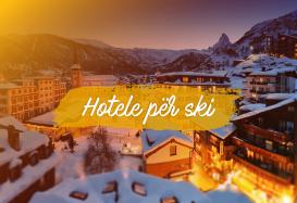Hotele për Ski
