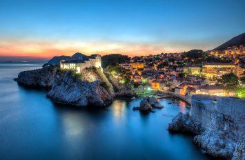 Dubrovnik, 14, 20, 27 Mars, 3 Ditë, €89