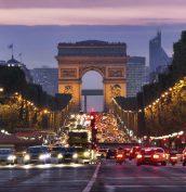 Paris (me autobus), 28 Tetor, 7 ditë, €349
