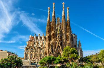 Barcelonë (me avion), nisje me 5 dhe 12 Mars, 4 ditë, €349