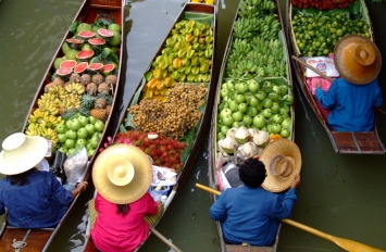 Bangkok dhe Pattaya, 23 Prill, 8 Ditë, €1099