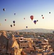 Cappadocia & Stamboll, nisje me 24 Shtator dhe 8 Tetor, 7 Ditë, €339