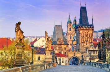 Pragë (me avion), 10 Mars, 5 Ditë, €369