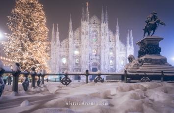 Milano – Lucerne – Zurich – Konstanz (me avion), 23 Dhjetor, 4 ditë, €470