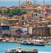 Stamboll (me autobus), nisje me 4, 5, 6, 12, 19, 25 Mars, 4 ditë, €69