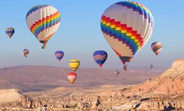 Cappadocia, nisje me 16 dhe 30 Prill, 4 ditë, €339