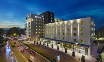 Viti i Ri: Hotel Hilton 5*, 31 Dhjetor, 3 ditë, €219