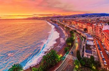 Cote d'Azur, 19 Mars, 4 Ditë, €359