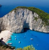 Plazh në Zakynthos, 12, 16, 20, 26 Korrik & 2, 9, 15, 22 Gusht, 5 ditë, €255