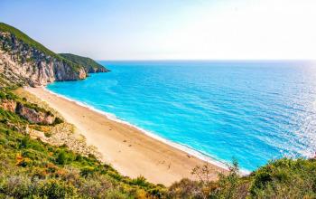 Plazh në Lefkada, 6, 13, 20, 27 Korrik & 3, 10, 17 Gusht, 5 ditë, €189